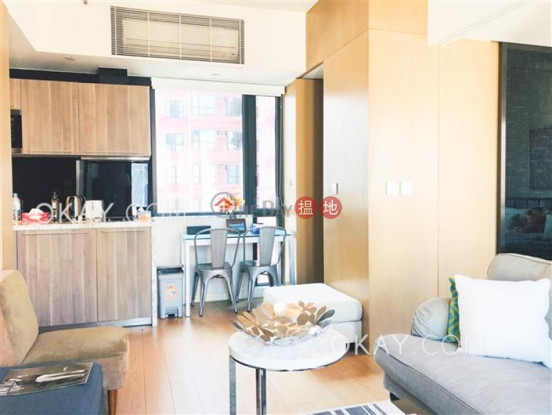 1房1廁,星級會所,可養寵物,露台《瑧環出售單位》38堅道 | 西區-香港出售-HK$ 1,300萬