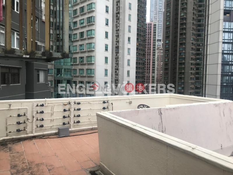 Studio Flat for Sale in Mid Levels West | 2-3 Woodlands Terrace | Western District, Hong Kong | Sales HK$ 8.1M