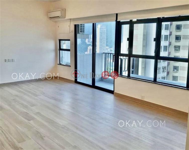 Stylish 3 bedroom with balcony & parking | Rental | Flora Garden Block 3 慧景園3座 Rental Listings