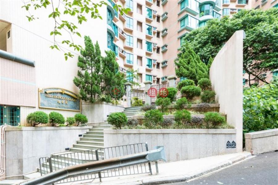 2房1廁,實用率高,極高層,星級會所《曉峰閣出租單位》-18舊山頂道 | 中區香港出租|HK$ 39,500/ 月