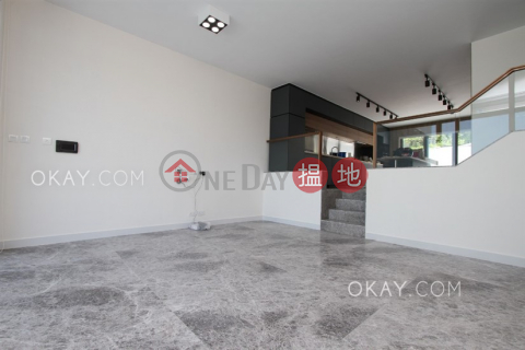 Luxurious house with rooftop, balcony | For Sale|Tsam Chuk Wan Village House(Tsam Chuk Wan Village House)Sales Listings (OKAY-S384908)_0