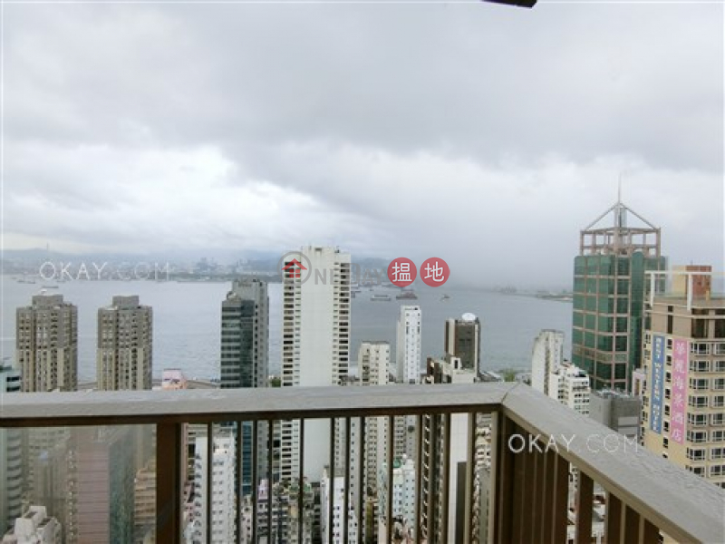 Unique 2 bedroom on high floor with balcony | For Sale, 8 First Street | Western District Hong Kong Sales HK$ 16.3M