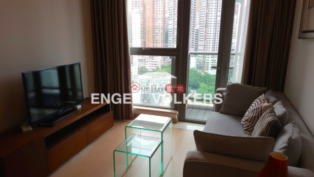 HK$ 35,000/ month SOHO 189, Western District | 2 Bedroom Flat for Rent in Sheung Wan
