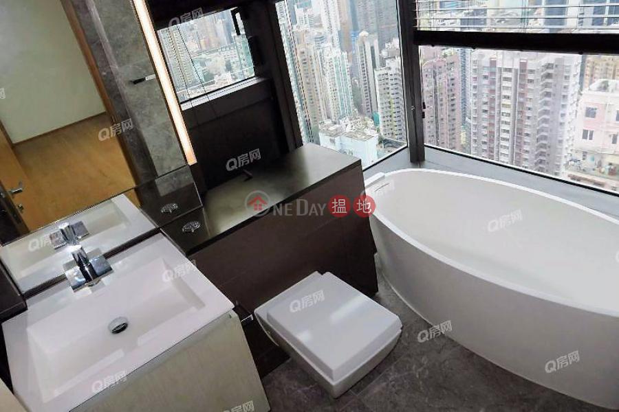 HK$ 85,000/ 月-殷然-西區|堅道新樓 高層維港景《殷然租盤》