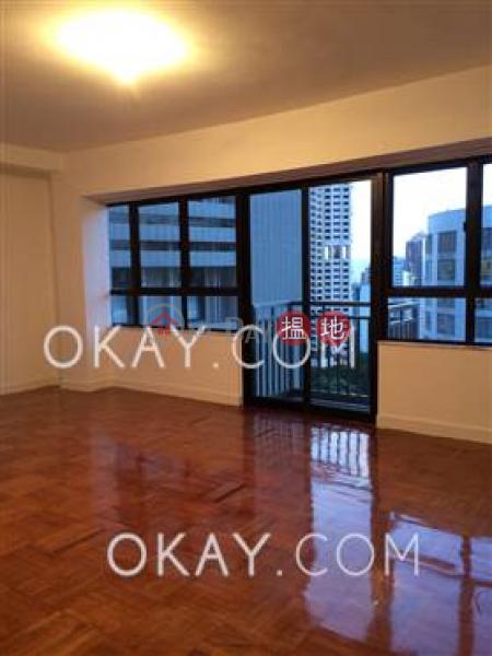 Luxurious 3 bed on high floor with sea views & balcony | Rental | Woodland Garden 肇苑 Rental Listings