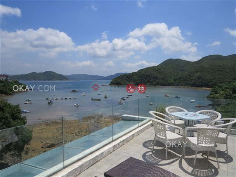 HK$ 32M Siu Hang Hau Village House, Sai Kung, Rare house with sea views, rooftop & terrace | For Sale