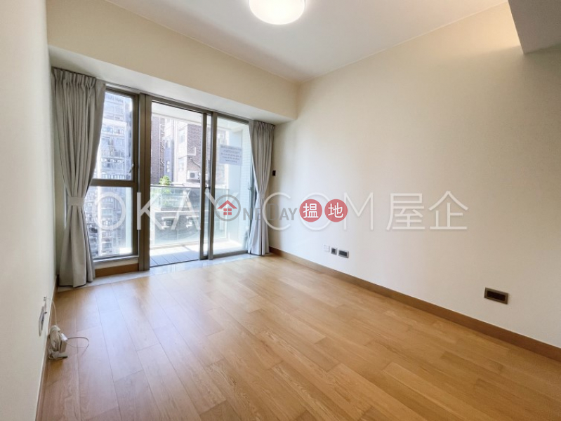 Intimate 1 bedroom with balcony | Rental 88 Third Street | Western District | Hong Kong | Rental HK$ 25,000/ month