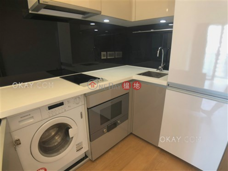 Unique 1 bedroom with balcony | Rental 88 Third Street | Western District, Hong Kong Rental HK$ 25,000/ month