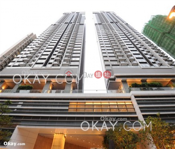 Property Search Hong Kong | OneDay | Residential | Rental Listings, Charming 3 bed on high floor with sea views & balcony | Rental