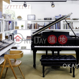 Unique house with rooftop, terrace | For Sale|4 Hoi Fung Path(4 Hoi Fung Path)Sales Listings (OKAY-S31629)_0