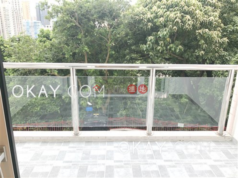 Property Search Hong Kong | OneDay | Residential, Rental Listings, Exquisite 3 bedroom with balcony & parking | Rental