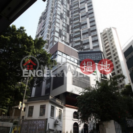 Studio Flat for Rent in Sai Ying Pun|Western DistrictThe Summa(The Summa)Rental Listings (EVHK43951)_0
