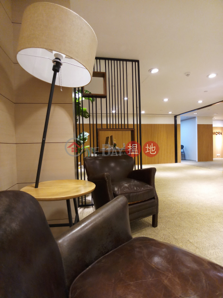 Co Work Mau I (3-4 ppl) Private Office $12,000/month | 8 Hysan Avenue | Wan Chai District | Hong Kong Rental | HK$ 12,000/ month