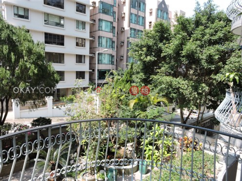Nicely kept 3 bedroom with balcony & parking | Rental | 87-89 Blue Pool Road | Wan Chai District, Hong Kong | Rental, HK$ 45,000/ month