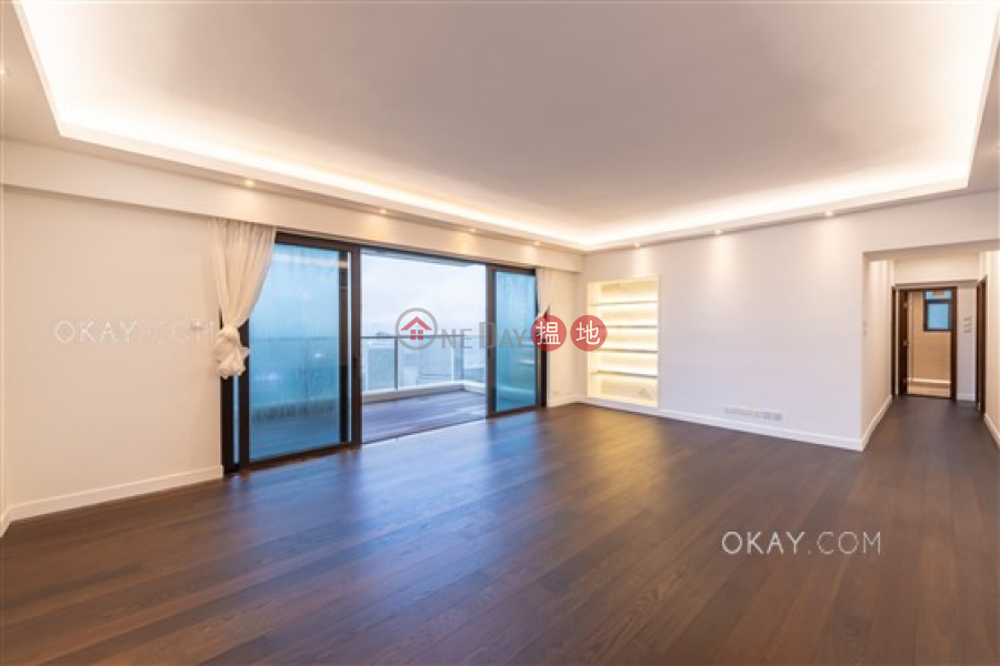 Property Search Hong Kong | OneDay | Residential | Rental Listings, Stylish 3 bedroom with harbour views, balcony | Rental