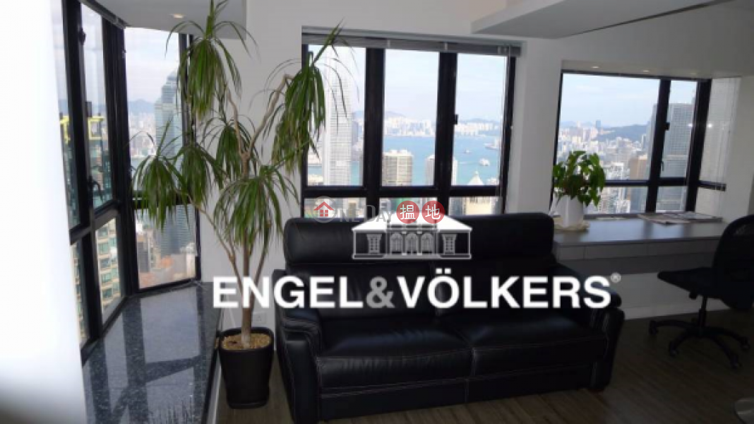 HK$ 46,000/ month   Vantage Park, Western District, 1 Bed Flat for Rent in Mid Levels West