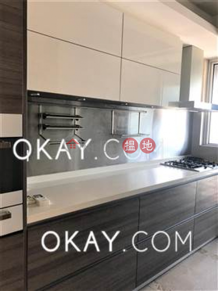 Luxurious 3 bed on high floor with sea views & balcony | Rental | Marinella Tower 1 深灣 1座 Rental Listings
