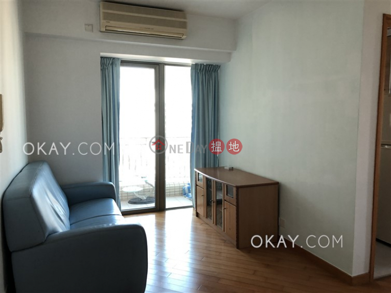 Cozy 2 bedroom on high floor with balcony | Rental | The Zenith Phase 1, Block 1 尚翹峰1期1座 Rental Listings