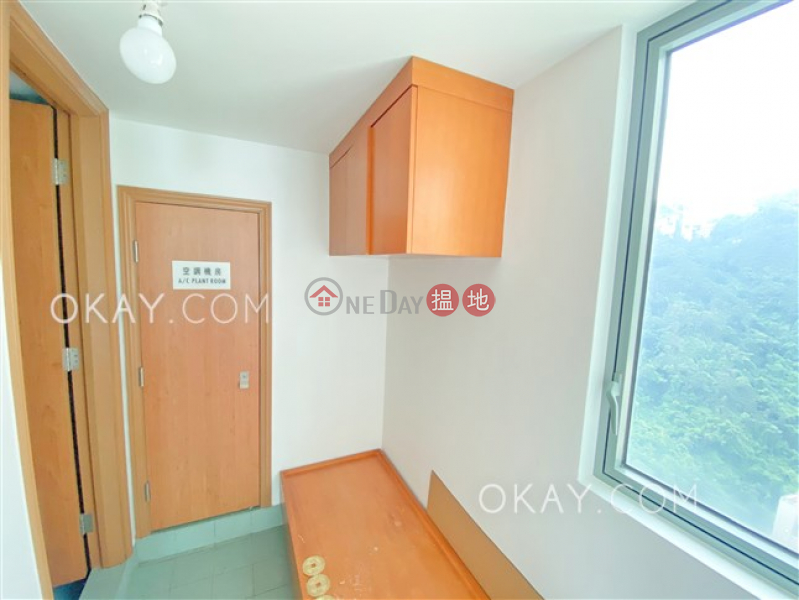 Stylish 3 bedroom on high floor with balcony & parking | Rental, 3A Tregunter Path | Central District | Hong Kong | Rental, HK$ 147,000/ month