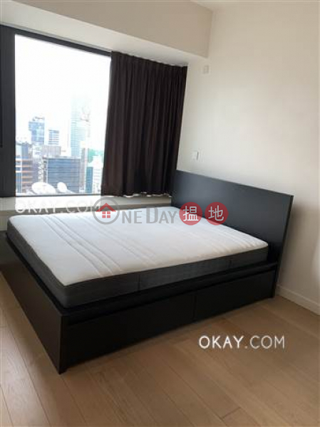 Gorgeous 2 bedroom on high floor with balcony | Rental | Gramercy 瑧環 Rental Listings