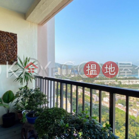 Stylish 2 bed on high floor with sea views & balcony | Rental