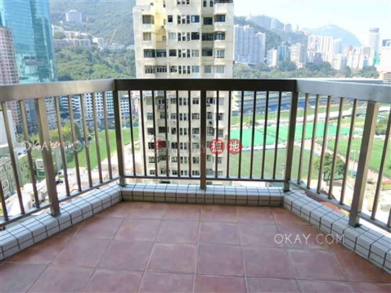Efficient 3 bedroom with racecourse views, balcony | For Sale | Ventris Place 雲地利台 Sales Listings