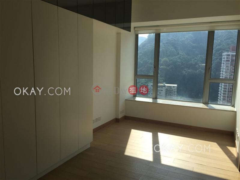Charming 1 bedroom on high floor with balcony   Rental   One Wan Chai 壹環 Rental Listings