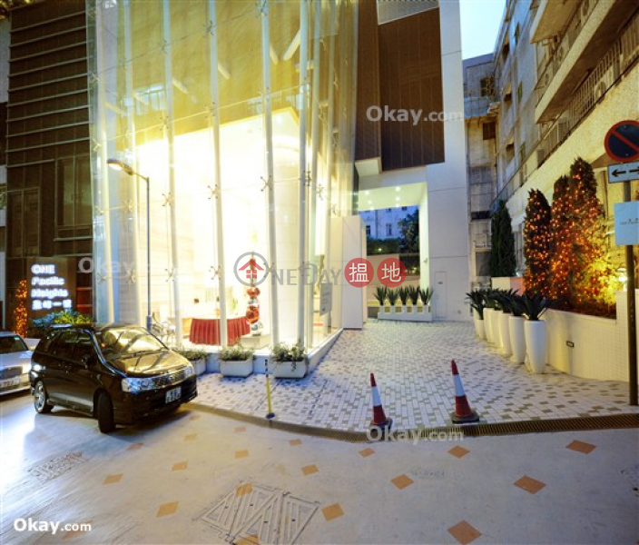 Tasteful 1 bedroom with balcony | Rental, One Pacific Heights 盈峰一號 Rental Listings | Western District (OKAY-R70958)