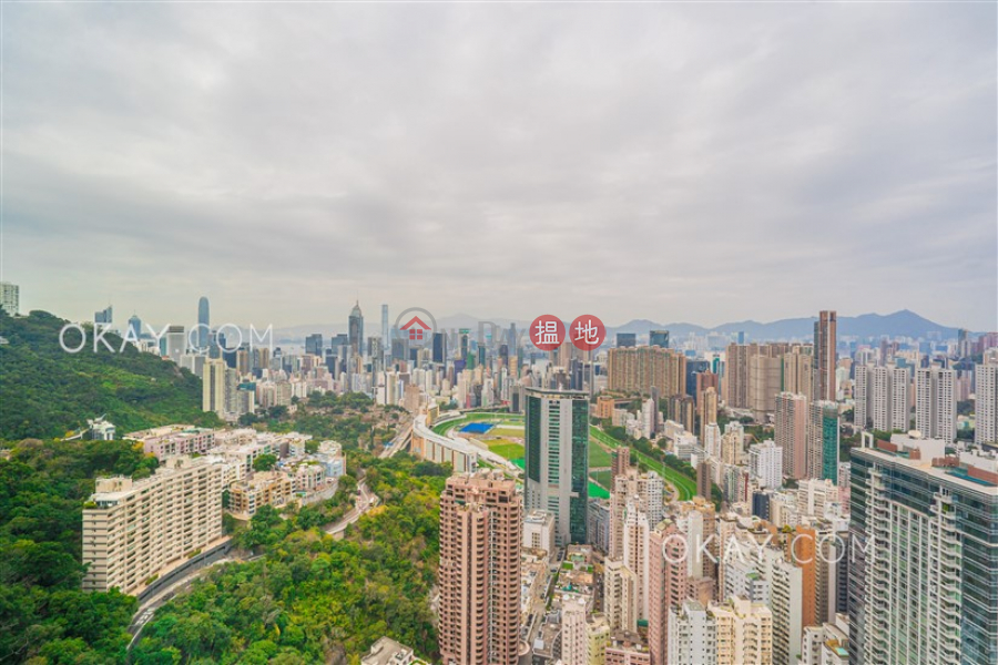 Property Search Hong Kong | OneDay | Residential | Rental Listings | Gorgeous 4 bedroom with harbour views & parking | Rental