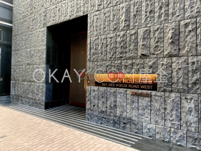 2房1廁,極高層,露台瑧璈出租單位321德輔道西 | 西區|香港|出租|HK$ 32,000/ 月