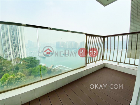 Stylish 3 bedroom with balcony & parking | Rental|One Kowloon Peak(One Kowloon Peak)Rental Listings (OKAY-R293803)_0
