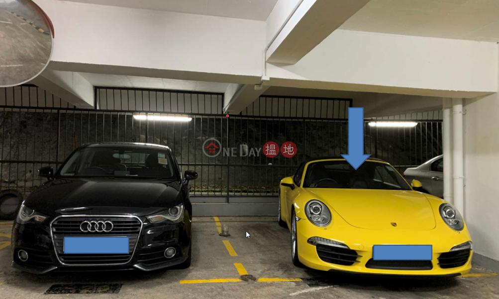 跑馬地罕有超闊室內車位可泊SUV七人車 山光苑(Shan Kwong Tower)出售樓盤 (SOCCE-5669153030)