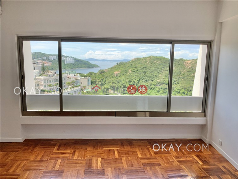 HK$ 82,000/ month | Jade Beach Villa Block A1-A4 Southern District | Luxurious 3 bed on high floor with sea views & rooftop | Rental
