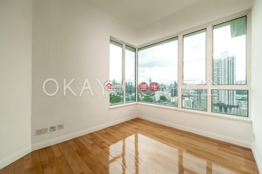 HK$ 43,000/ 月-聖佐治大廈-油尖旺-3房2廁,極高層,連車位聖佐治大廈出租單位
