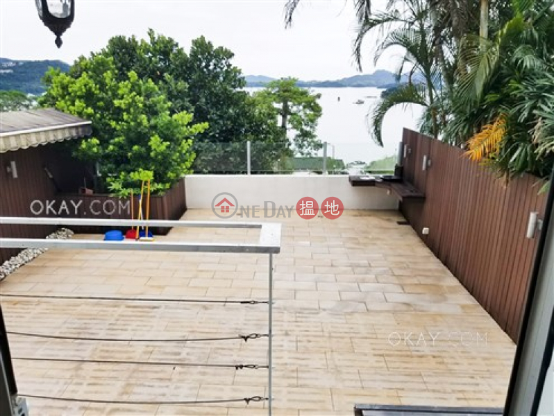 Stylish house in Sai Kung | Rental, Violet Garden 紫蘭花園 Rental Listings | Sai Kung (OKAY-R375873)