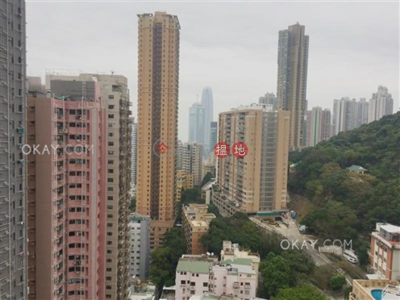 HK$ 1,900萬華庭閣-西區2房2廁,實用率高,極高層,可養寵物《華庭閣出售單位》