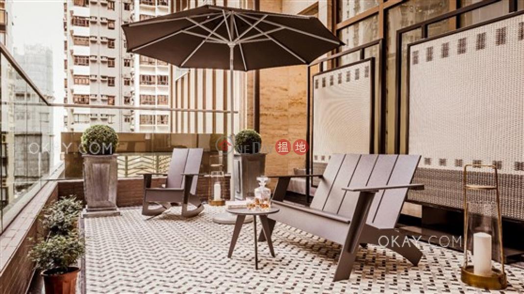 2房1廁,極高層,露台《CASTLE ONE BY V出租單位》-1衛城道 | 西區-香港|出租HK$ 47,800/ 月