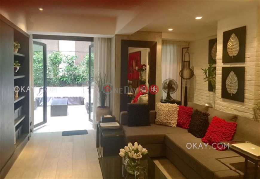 Stylish 1 bedroom with terrace | For Sale 35-43 Bonham Strand East | Western District Hong Kong, Sales, HK$ 14.8M