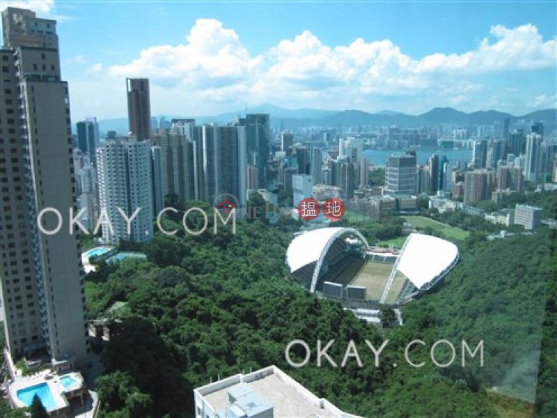 香港搵樓|租樓|二手盤|買樓| 搵地 | 住宅|出租樓盤3房2廁,極高層,連車位,露台《嘉崙臺出租單位》
