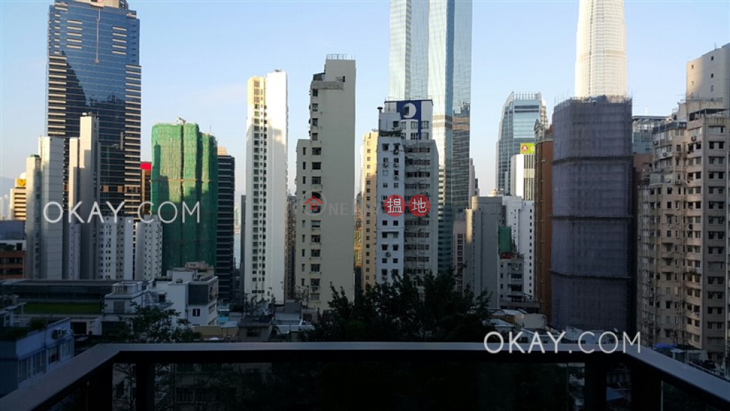 Intimate 1 bedroom in Mid-levels West   Rental   The Pierre NO.1加冕臺 Rental Listings