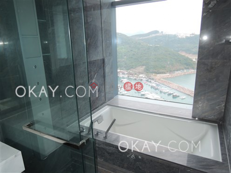Luxurious 2 bed on high floor with sea views & balcony | For Sale | Larvotto 南灣 Sales Listings