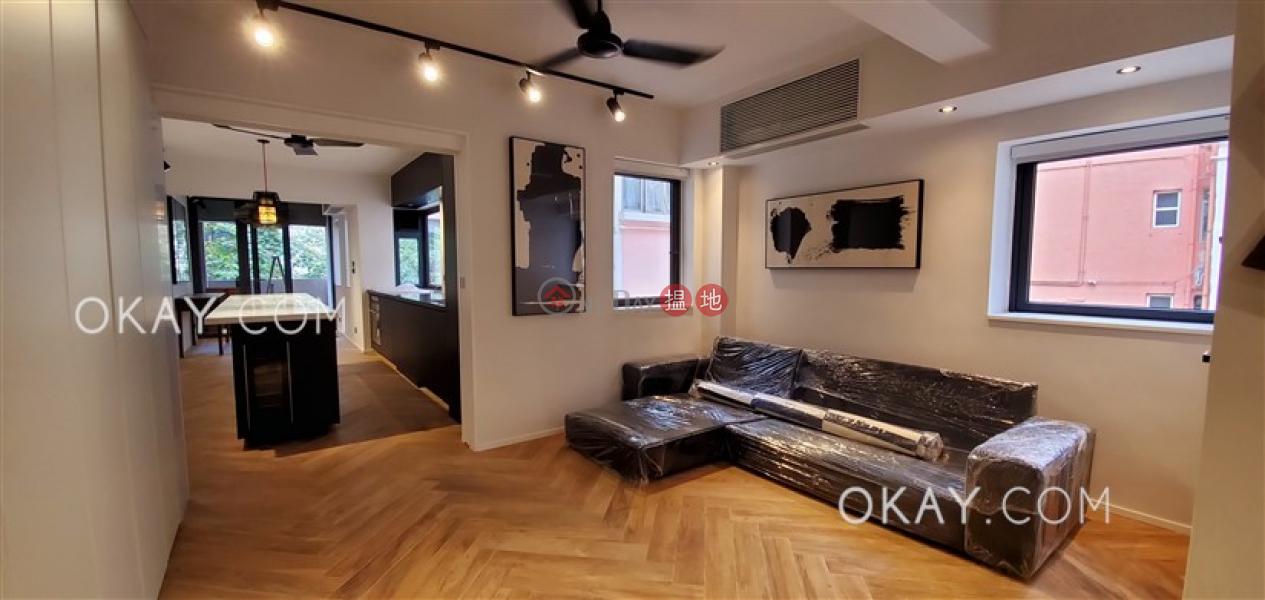 1房1廁,露台《機利臣街3號出租單位》|機利臣街3號(3 Gresson Street)出租樓盤 (OKAY-R372300)