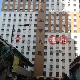 大生工業大廈|南區大生工業大廈(Blue Box Factory Building)出售樓盤 (TB0061)_0