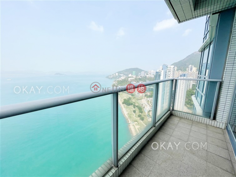 HK$ 46M   Phase 4 Bel-Air On The Peak Residence Bel-Air   Southern District   Beautiful 3 bedroom on high floor with balcony   For Sale