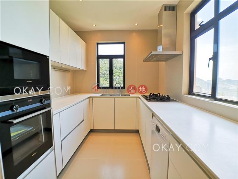 HK$ 130,000/ 月曼赫頓大廈-南區-4房2廁,實用率高,極高層,連車位《曼赫頓大廈出租單位》