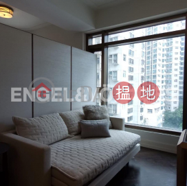 Studio Flat for Rent in Mid Levels West|Western DistrictCastle One By V(Castle One By V)Rental Listings (EVHK88565)_0