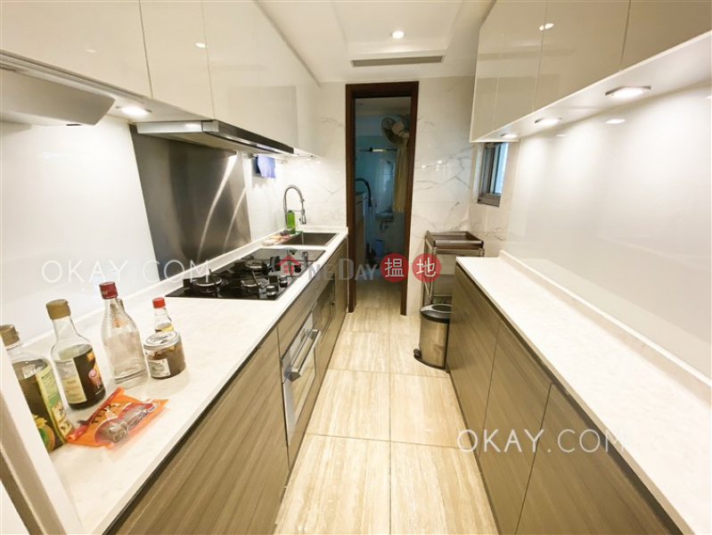 Nicely kept 2 bedroom with terrace & balcony | Rental | Corinthia By The Sea Tower 1 帝景灣1座 Rental Listings