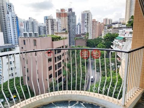 Unique 3 bedroom with balcony & parking | Rental|FairVille Garden(FairVille Garden)Rental Listings (OKAY-R77941)_0