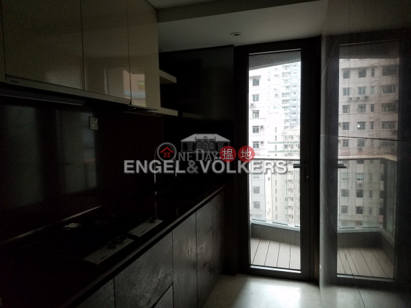 HK$ 42,000/ month Alassio Western District 2 Bedroom Flat for Rent in Mid Levels West