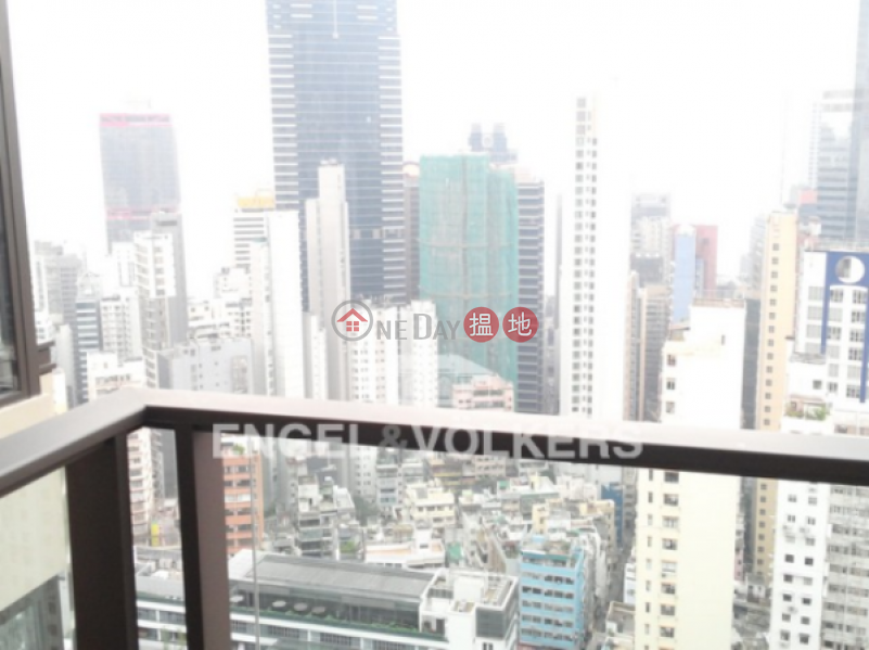 1 Bed Flat for Rent in Soho 1 Coronation Terrace | Central District, Hong Kong, Rental | HK$ 31,000/ month